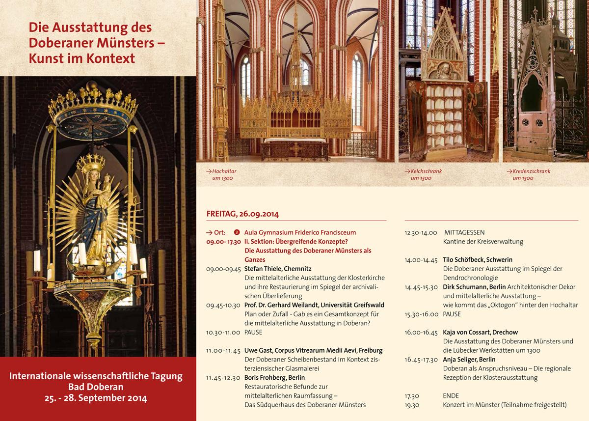 Tagung Doberaner Münster