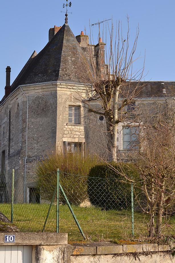 Außenansicht Centre Francois Garnier, Chatillon-sur-Indre